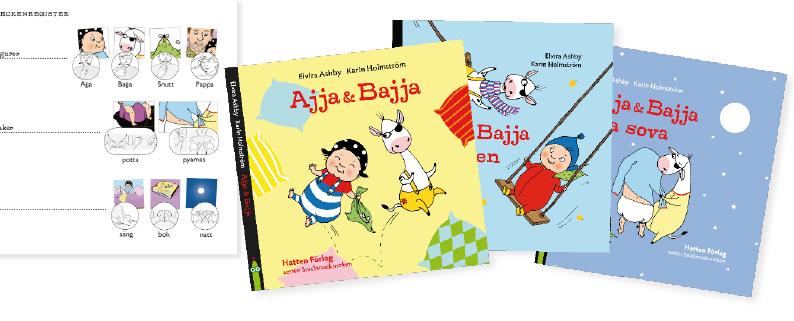 AjjaoBajjaböcker